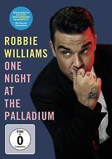 ROBBIE WILLIAMS: ONE NIGHT AT THE PALLADIUM (NEU+OVP)