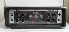 RARE VINTAGE DYNACORD EMINENT II REV. 2 VALVE 4 CHANNEL AMPLIFIER  EL34 GUITAR