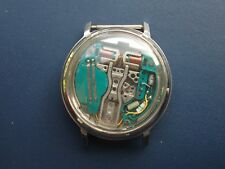 BULOVA Accutron 214 SPACEVIEW 1977 N7 Tuning Fork Electronic RESTORE PARTS