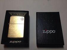 Zippo Lighter 207G REG GOLD DUST 181507-e