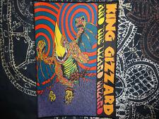 King Gizzard Patch Backpatch Back Patch Kutte Aufnäher Acid Rock