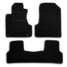 Velours Fußmatten Autoteppiche Automatten passend für Honda CR-V 3 2006-2012