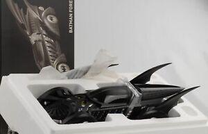 Batman Forever Batmobile 1995 diecast 1:18 Hot wheels Elite OVP