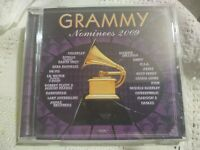 CD Grammy Nominees 2009 Rhino Label Various Artists Highly Rated