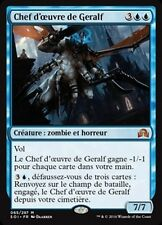 MTG Magic SOI - Geralf's Masterpiece/Chef d'œuvre de Geralf, French/VF