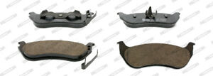 FERODO BRAKE PADS REAR For JEEP WRANGLER TJ 1996-2005 - 4.0L 6CYL - FDB1660