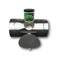 "ONA DUCT CONTROL KIT 6"" ODOUR REMOVE SMELLS. APPLE CRUMBLE BLOCK HYDROPONICS"