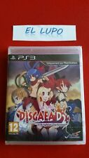 DISGAEA D2 A BRIGHTER DARKNESS PS3 SONY NEUF SOUS BLISTER VERSION FRANCAISE