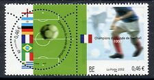 TIMBRE FRANCE NEUF P3484 ** N° 3483 ** ET 3484 ** FOOTBALL SPORT
