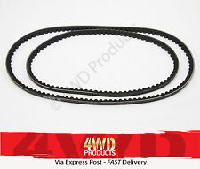 Fan/Drive Belt SET - Jackaroo 2.2D C223T (85-88)