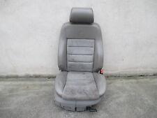 LEDER Alcantara Beifahrersitz Audi A6 4B platinhell Sitz Ausstattung