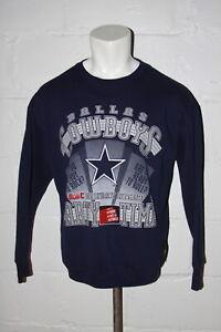 VTG Nutmeg Dallas Cowboys Monday Night Football USA Made Crewneck Sweatshirt XL