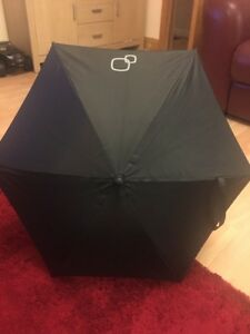Quinny Black Sun Parasol- VGC