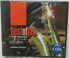 Best of Jazz 2 CDs 27 Track Original Artists 2009 Ellington Basie & Many More