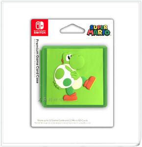 Premium Game Cards Case Holder for Nintendo Switch Super Mario Zelda 12 Slots