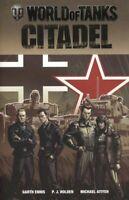 World of Tanks #1 Citadel Dark Horse Comic 2018 1st Print Unread NM