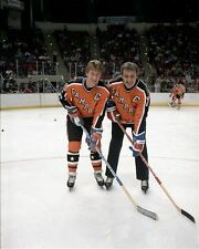 Phil Esposito, Wayne Gretzky 8x10 Photo