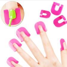 Manicure Tool Nail Gel Model Clip Nail Edge Polish Glue Overflow Preventing Tool