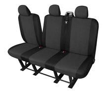 Housses de siège pour le triple canapé pliant  Renault TRAFIC (2001-2014)
