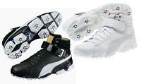 Puma Golf Titan Tour Ignite Hi-Top Golf Shoes - RRP£160 - UK8.5 UK9 UK9.5 UK10