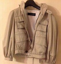 Zip Cotton Casual Petite Coats & Jackets for Women