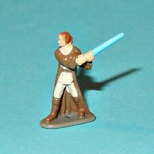 STAR WARS Micro Machines EPISODE 1 - OBI-WAN KENOBI Jedi Knight figure 1999 XI P