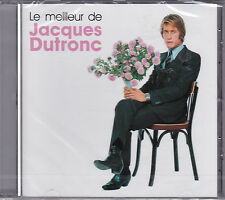 CD 18T LE MEILLEUR DE JACQUES DUTRONC BEST OF 2010 NEUF SCELLE