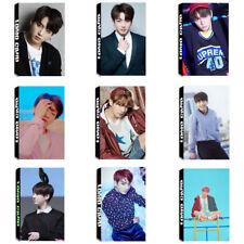 Lot of /set Kpop Bts Bangtan Boy JUNG KOOK Posters Photo Card Lomo Card