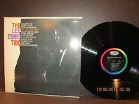 LEE EVANS TRIO T 1847 Capitol 1963 Mono Vinyl lp