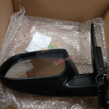 Left Driver Side Black Turn Signal Lamp Rear View Mirror For KIA Forte 2008-2013