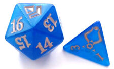 Magic: the Gathering MTG AMONKHET 20 SIDED DICE & 4 SIDED PROMO DIE SET