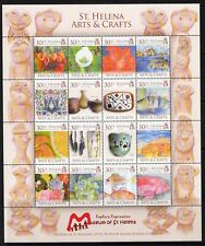 ST.HELENA SG989a 2006 ARTS & CRAFTS MNH