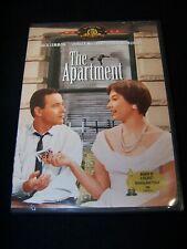 The Apartment Used Dvd Comedy/Drama Jack Lemon, Shirley MacLaine Mgm