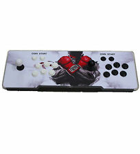 Pandora Box 4s Double Stick Retro Arcade Console with 800 HD Video& Audio Games