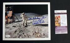 CHARLIE DUKE SIGNED - JSA Cert - 8x10 Apollo 16 Lunar Surface NASA Moonwalker 6