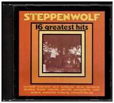Steppenwolf - 16 Greatest Hits CD Japanpressung