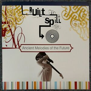 Built to Spill Ancient Melodies of the Future 2001 CARDBOARD PROMO POSTER FLAT