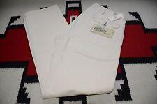 Ralph Lauren RRL Cotton Sanforized Selvedge Officer's Field Chino Pants 32x34