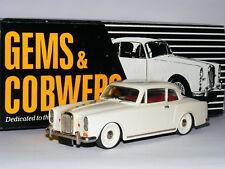 Gems & Cobwebs GC3 1966 Alvia TF21 Saloon White 1/43
