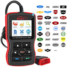 OBDScar OS601 OBD2 Scanner Universal Automotive Engine Fault Code Reader Tool US