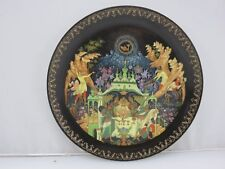 Russian Legends Fifth 5th The Fisherman And The Magic Fish Collector's Plate Coa