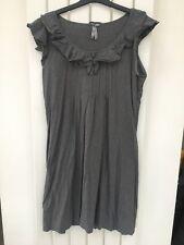 Womans NEXT grey top/dress size 10