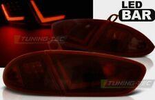 Coppia Fari Fanali Posteriori TUNING SEAT LEON 2009-2012 LED rossi fumè