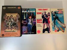 comedy vhs lot : spy hard , blue streak , cannonball run 2 , the naked gun