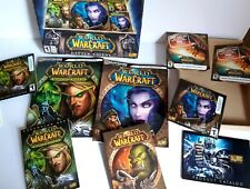World of Warcraft Battle Chest Disc Manuals and Strategy Guide No Disc 2 Pc Game
