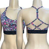 Victorias Secret PINK Ultimate Lightly Lined Light Support Sports Bra M - L