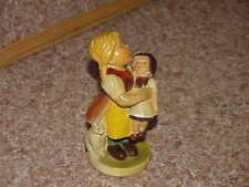 "Vintage 1942 Herbert Dubler ""The Little Mother� Hummel Figurine by Ars Sacra"