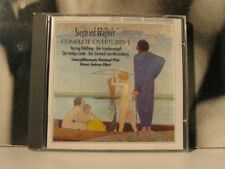 WAGNER COMPLETE OVERTURES VOL.1 W.A. ALBERT CD LIKE NEW