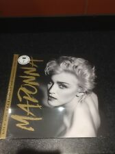 Madonna, Bits N' Bobs: Rare Broadcast Performances, White Vinyl Edition, Mint