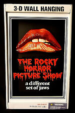 McFarlane Toys Rocky Horror Show Movie Wall 3D Hanging Poster New 2007